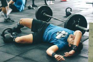 6 znakova da vam je potreban odmor od treninga